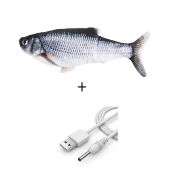 Elektr. Zappelfisch